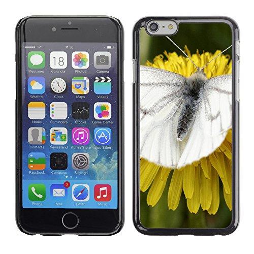 """Premio Sottile Slim Cassa Custodia Case Cover Shell // V00003227 bergweiling blanc veiné noir // Apple iPhone 6 6S 6G 4.7"""""""