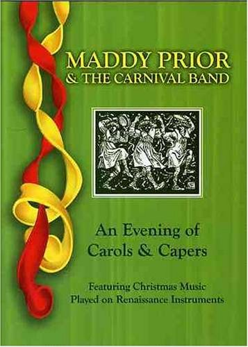 An Evening Of Carols And Capers [DVD] B01I07550O