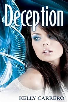 Deception (Evolution Series Book 3) by [Carrero, Kelly]