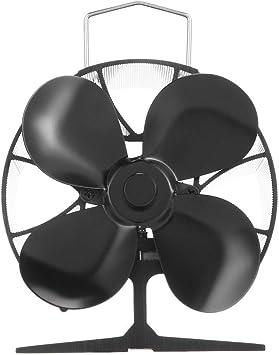 Ventilador termoeléctrico para hornos de leña, estufas, estufas ...