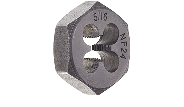 GEARWRENCH 82868N 3//4 x 16 NF Hex Die Black Apex Tool Group