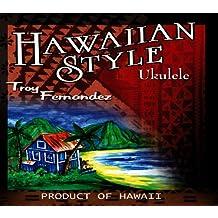 Hawaiian Style Ukulele