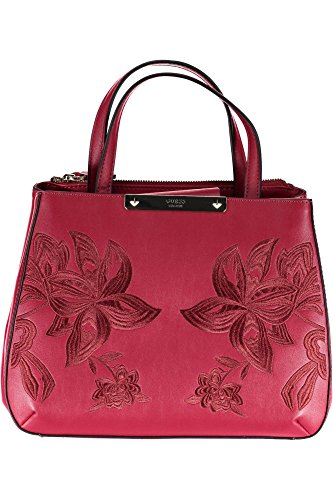 GUESS JEANS VE669305 Bolso Mujer Rosso Lipstick