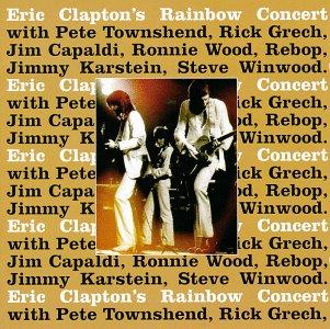UPC 731452747242, Eric Clapton's Rainbow Concert