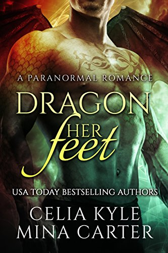 Dragon Her Feet (BBW Paranormal Shapeshifter Romance) (Honey and Fur)