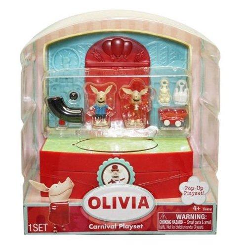 olivia restaurant micro playset - 1