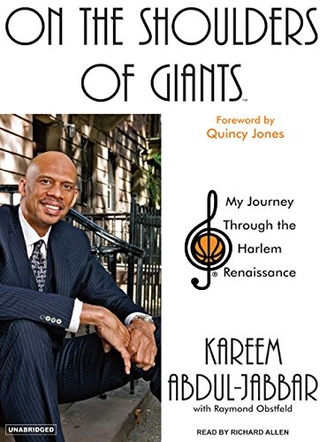 On the Shoulders of Giants: My Journey Through the Harlem Renaissance by Tantor Audio