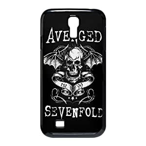 Samsung Galaxy S4 9500 Cell Phone Case Black_Avenged Sevenfold_002 T2H6Z