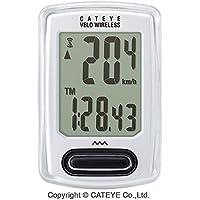 CATEYE Cc-Vt230W Compteur sans Fil Blanc