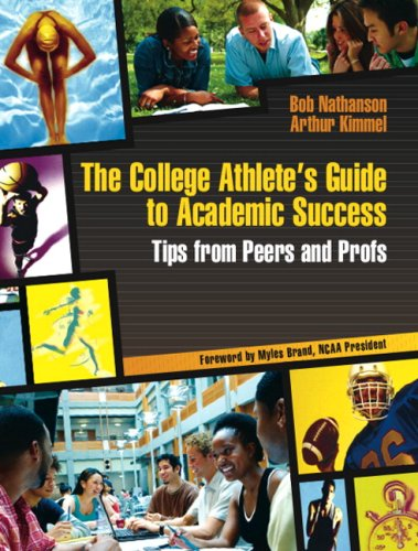The College Athlete's Guide to Academic Success: Tips from Peers and Profs