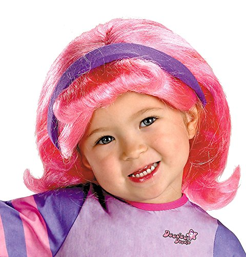 SALES4YA Costume-wig Doodlebops Deedee Childs Wig Halloween -