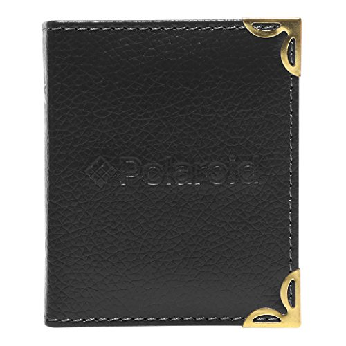 Polaroid Photo Album for 3x4 Zink Photo Paper (POP) - Black (Photo Album Polaroid 600)