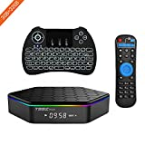 Android 7.1 OS 3GB RAM 32GB ROM TV BOX, Amzsea T95Z Pro 2017 NEWEST 3GB+32GB ANDROID 4K TV BOX Android 7.1 Marshmallow Amlogic S912 64 bit Octa-core with Dual-band WIFI 2.4GHz/5.0GHz 1000M LAN With Wireless Keyboard …