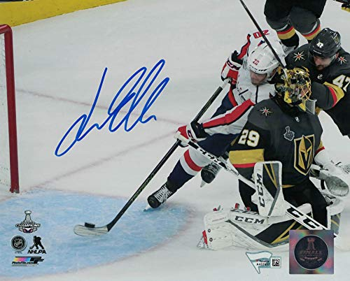 Lars Eller Autographed/Signed Washington Capitals 8x10 Photo FAN