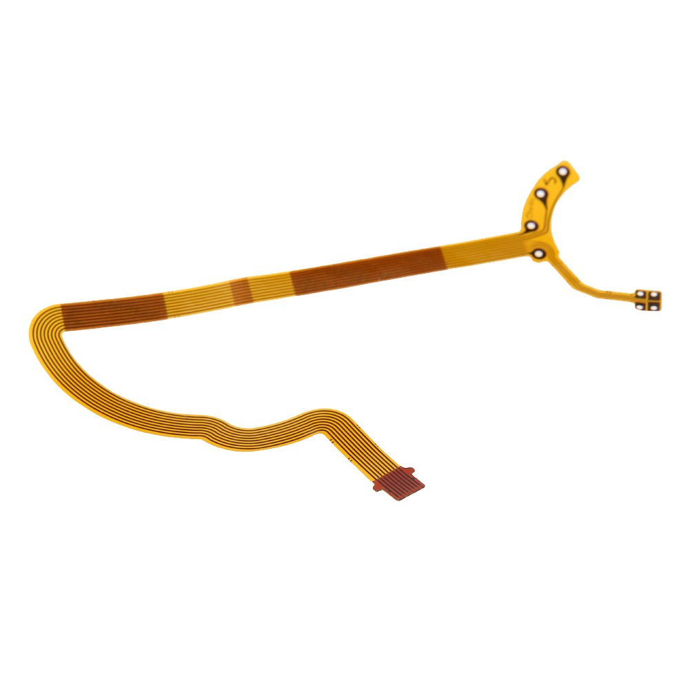 vanpower Digital Camera Flex Cable for CANON 17-85MM 4-5.6 IS USM Diaphragm