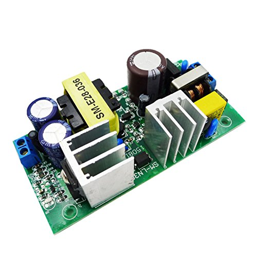 110v Ac Input Module (GEREE AC to DC Power Module Supply Isolation AC 85-265V To DC 24V 2A/48W DIY Circuit Board AC 120V 240V To DC)