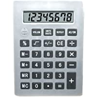 Jumbo 8-Digit Talking Calculator with Square Root