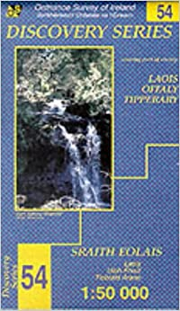 Book D54 Laois,Offaly,Tipperary (Discovery Maps) (Irish Discovery Series)