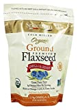 Spectrum Essentials - Organic Ground Premium Flaxseed - 14 oz (pack of 2)