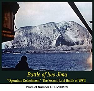The Battle For Iwo Jima DVD Suribachi SeaBees Old Films by Campbell Films