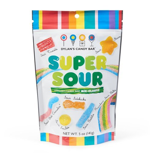 Candy Feet Bar (Dylan's Candy Bar Super Sour Candy Pouch)