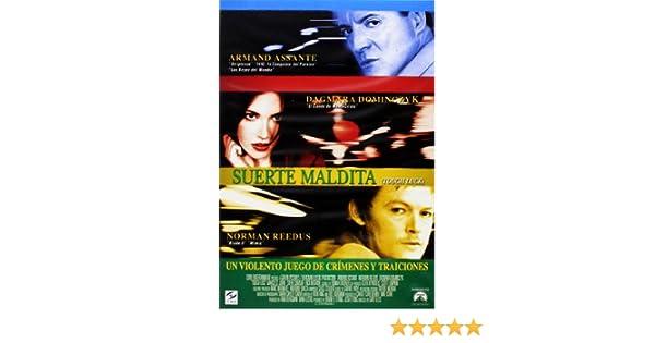 Suerte maldita [DVD]: Amazon.es: Armand Assante, Norman Reedus, Dagmara Dominczyk, Rick Negron, Marco St John, Steve Comisar, Lara Grice, Russell Hodgkinson ...