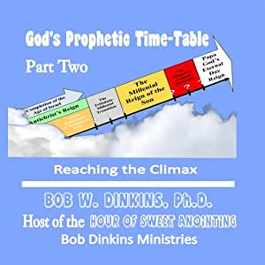 God's Prophetic Time-Table (Part 2):  Reaching the Climax