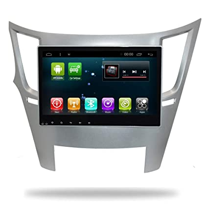 Amazon com: Car Radio GPS 10 inch Android 7 1 Navi for