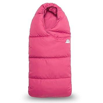 Queta Saco de Dormir para bebé Invierno para bebés y niños, cálido, antipatadas, Saco de Dormir Rojo Rosso: Amazon.es: Informática
