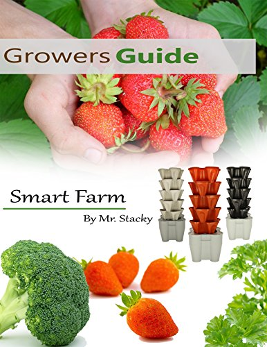 Smart Farm - Automatic Self Watering Garden - Grow Fresh Healthy Food Virtually Anywhere Year Round - Soil or Hydroponic Vertical Tower Gardening System By Mr Stacky (Standard Kit, Stone) by Mr. Stacky (Image #4)