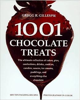 Book 1001 Chocolate Treats