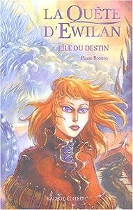 """Afficher """"La Quête d'Ewilan L'Ile du destin"""""""