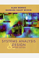Systems Analysis Design Hardcover