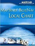 Magellan MapSend BlueNav XL Chart (Gulf of Mexico, East)