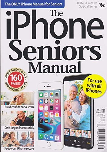 How to find the best magazine iphone for seniors for 2019?