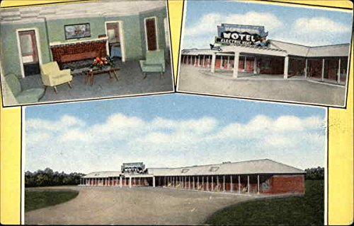 dreamland-hotel-sylvania-georgia-original-vintage-postcard