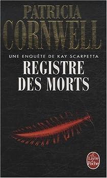 Le registre des morts par Cornwell