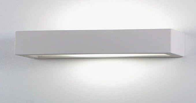 Applique lampada da parete applique rettangolare cm moderno
