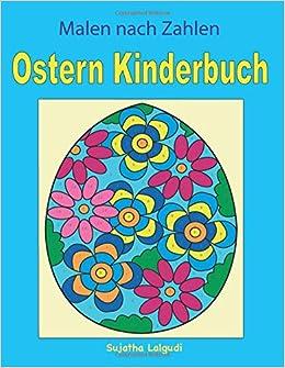 Malen Nach Zahlen Ostern Kinderbuch Mein Buntes Malbuch Ostern