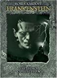 Frankenstein: The Legacy Collection (Frankenstein / The Bride of Frankenstein / Son of Frankenstein / The Ghost of Frankenstein / House of Frankenstein) (Sous-titres français)