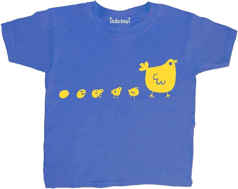 Spring Chicks Inda-Bayi Baby-Toddler-Kids Cotton T Shirt