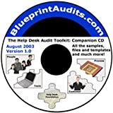 The Help Desk Audit Toolkit : Companion CD, Mohr, Julie, 0974080810