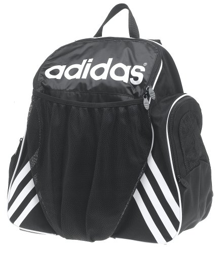adidas Copa II Backpack (Black White  c8681f53a384f