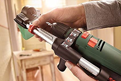 Bosch 0603131001 UniversalImpact 700 Perceuse /à percussion  avec assistant de per/çage