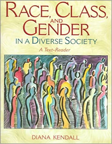 Race,Class,+Gender In A Diverse Society