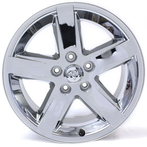 Chrome Alloy Wheels Rims - 6