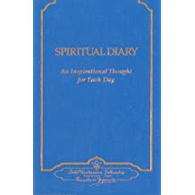 Spiritual Diary: An Inspirational Thought for Each Day