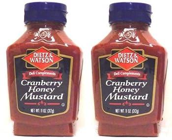 Dietz & Watson Cranberry Flavor Honey Mustard