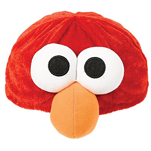 Deluxe Party Outfit - Deluxe Elmo Novelty Hat