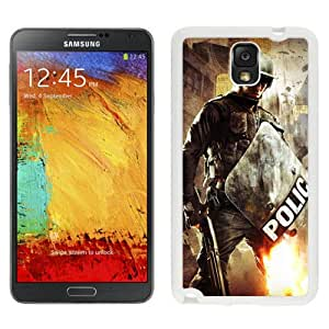 New Beautiful Custom Designed Cover Case For Samsung Galaxy Note 3 N900A N900V N900P N900T With Urban Chaos Riot Response (2) Phone Case